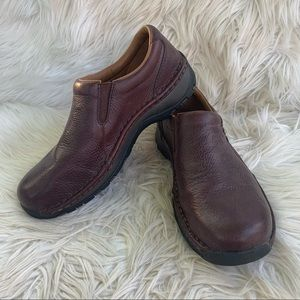 Red Wing Womens Safety Toe Work Brown Size US 8 B